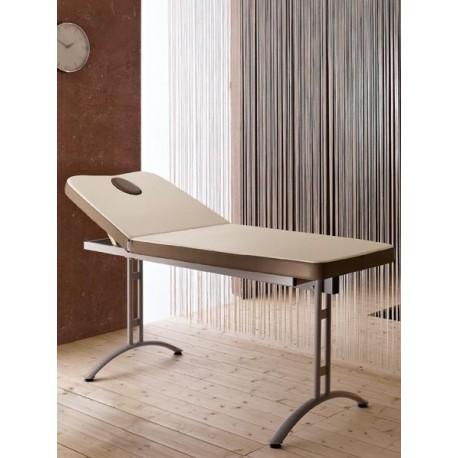 Professional. Camilla para masajes de diseño ergonómico y cómodo