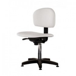 Fisyo taburete específico para manicura con silla y respaldo ajustables