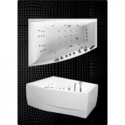 Bañera Doble Hidroterapia Cali Combilux S7