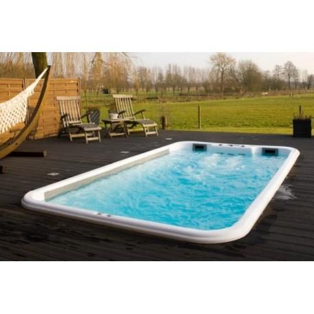 Filtro de arena para piscinas contracorriente