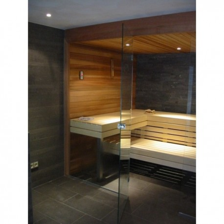 Sauna Rockwall 150x200