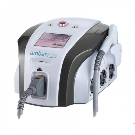 Laser Depilacion Diodo 810  600 w Ambar  Tec