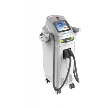 Plataforma Laser Qswitched  - IPL Consola Ambarspa