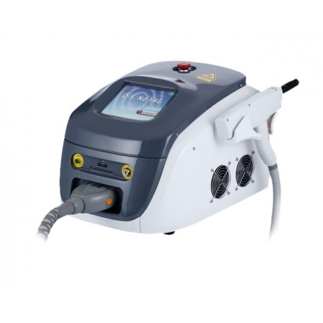 Laser Q-switched Nd:Yag Plus Ambar Eliminación Tatuajes