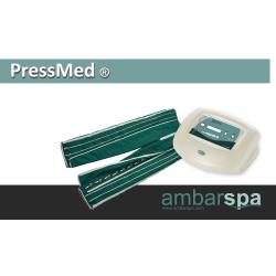 Presoterapia Profesional Ambarspa  PressMed Mono integral - 14 Cámaras