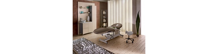 Mobiliario sanitario spa